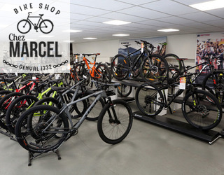 Chez Marcel Bike Shop - Magasin